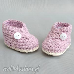 buciki newborn, bawełna, buciki, noworodek, dziecko, prezent, narodziny dla dziecka