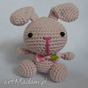 maskotki króliczek klapuś, królik, króliczek, maskotka, zabawka, pluszak, amigurumi