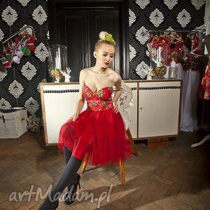 sukienki sukienka folk design aneta larysa knap, góralska, folk