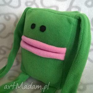 zabawki stworek potworek zielony, stworek, potworek, prezent, śmieszny, długi