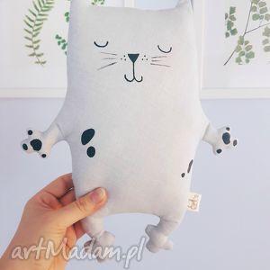 maskotki kotek przytulaczek, kot, kotek, maskotka, skandynawski dla