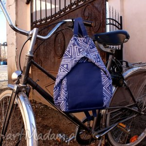 świąteczny prezent, plecaki rowelove greckie wakacje, vegan, vege, plecak, lato