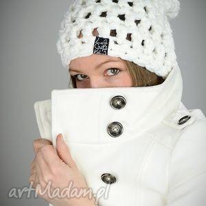 Czapka Fatty 04, czapka, zima, wełna, szydełko, czapa, gruba