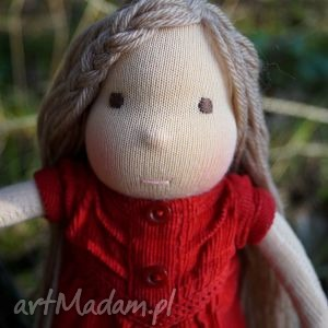 handmade lalki lulu - lalka waldorfska