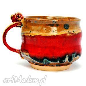 pod choinkę prezent, ceramika jedyny taki nr 140, kubek, naczynie, ceramika, użytkowe