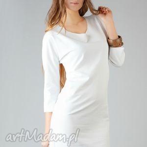 sukienka kami 1, wygodna, swobodna, midi, modna, surowa ubrania