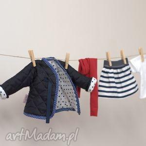 lalki ubranka dla - pikówka , lalki, ubranka, dlalalek, kurtka, marynarskie