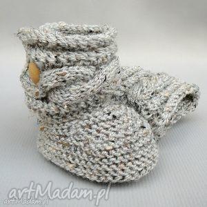 buciki zamówienie p joanny, buciki, skarpetki, niemowlę, dziecko, ciepłe, prezent