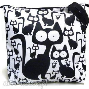 oryginalny prezent, gaul designs torba na zamek, torba, xxl, pojemna torebki