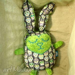guga design zając królik przytulanka, poducha, zając, dla dziecka