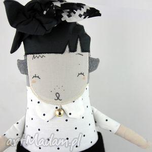 gunia lalka przytulanka hand made, prezent, roczek, lalka, miękka, oryginalna