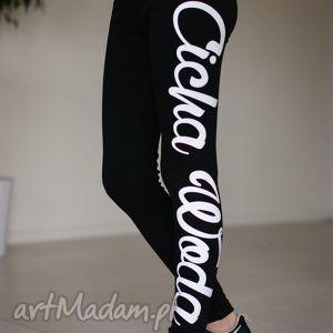 niepowtarzalne legginsy getry z polskimi napisami, redmasterclothes, modne, fajne