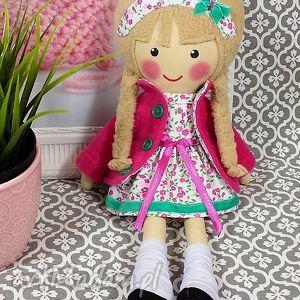 Prezent malowana lala julita, lalka, zabawka, przytulanka, prezent, niespodzianka