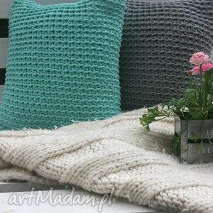 poduszki zestaw poduszek, poduszka, mięta dom