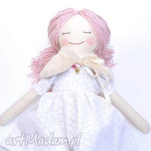 lalki lalka szmaciana ze śpiącymi oczkami, lalka, szmaciana, handmade, szmacianka