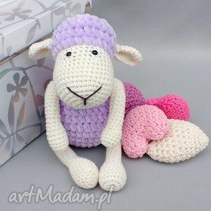Prezent Owieczka Matylda, zabawka, przytulanka, owieczka, dziecko, prezent, miękka