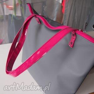 torba wide koliber, haftowany, handmade, niespotykany, motyw, inny na ramię