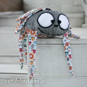maskotki pan mucha- wyjątkowa maskotka handmade, mucha, maskotka, nietypowe