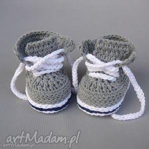 buciki zamówienie p agaty, buciki, trampki, dziecko, niemowlę, wygodne, włóczka dla