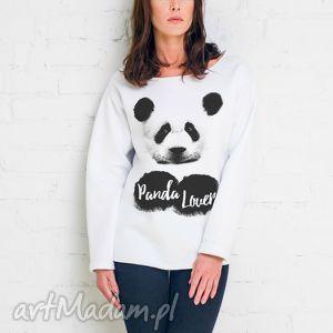PANDA LOVER Oversize Bluza, oversize