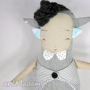 maskotki gryś lalka przytulanka hand made, misiu, prezent, roczek, zabawka