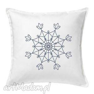 poduszka gwiazdka ii, gwiazdka, poduszka, nadruk, święta, mikołajki, święta prezenty