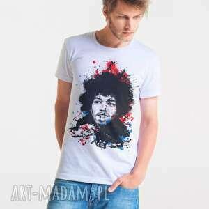 HENDRIX PAINTED T-shirt Męski, męski