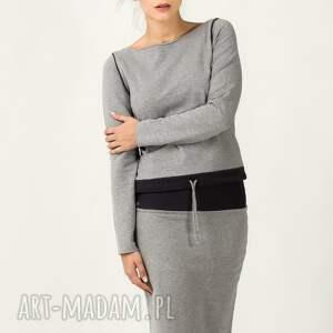 Bluza Milena 6, wygodna, dresowa, modna, komplet, codzienna, bluza