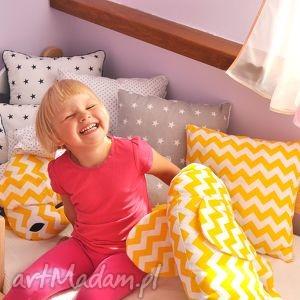 poduszka dla dziecka słonik sunshine, poduszki, zabawa, dekoracja, chłopiec