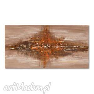 abstrakcja, obraz ręcznie maowany, obraz, nowoczesny, wnętrze, malarstwo