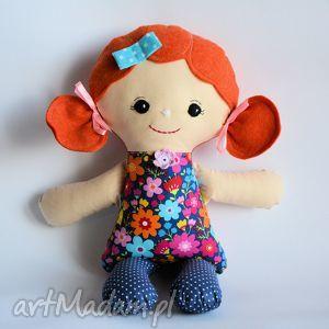 cukierkowa lala - anka 40 cm, lalka, dziewczynka, przytulanka, roczek, chrzciny