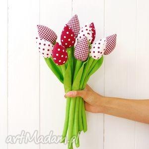 wyjątkowy prezent, dekoracje bukiet tulipanów, tulipany, tulipan, bukiet, kwiaty