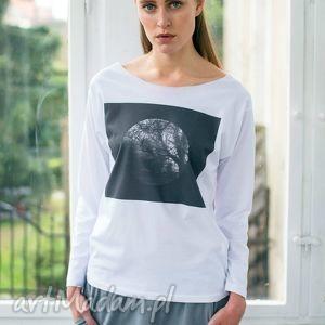 black tree bluzka oversize, bluzka, longsleeve, bawełna, moda, casual