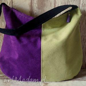 świąteczny prezent, na ramię torba hobo, wiosenna, torba, pikowana, podszewka
