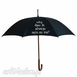 plufpluf why does it always rain on me , parasol, parasolki, prezent, design, dodatki