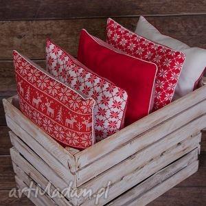 idą święta świąteczne poszewki na poduszki - 5 wzorów, święta, scandi, świąteczny