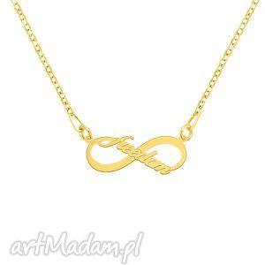 celebrate - infinity freedom necklace g, infinity, freedom, celebrytka biżuteria
