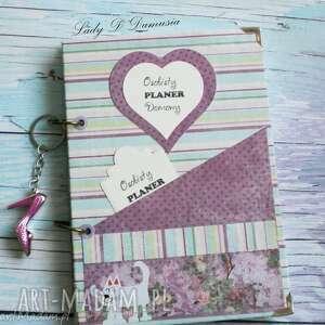 notes osobisty planer domowy, notes, planer, zapiski, prezent scrapbooking