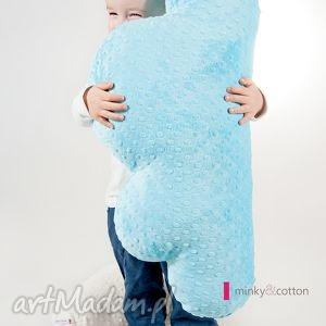 poducha chmurka - minky 70 cm , poduszka, pluszak, zabawka, prezert pokoik dziecka