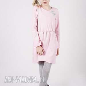 Sukienka DSU01 Leila, bawełniana, modna, wygodna