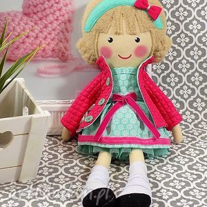lalki malowana lala lukrecja, lalka, zabawka, przytulanka, prezent, niespodzianka
