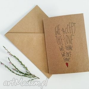 eko kartka z wrzosem, kartka, wrzos, okolicznościowa, urodzinowa, love, kocham