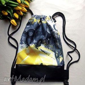 wyjątkowy prezent, bbag plecak painter, plecak, worek, rower, torba, torebka
