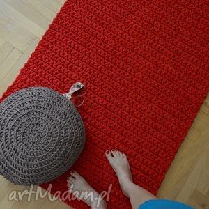 dywany dywan minimalizm dla p katarzyny, dywan, kwadratowy, chodnik, bawełniany