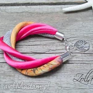 bransoletki kolorowa bransoletka z materiału, bransoletka, bransoletki