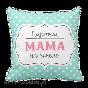 artmini poduszka najlepsza mama na świecie dzień matki 6248, mama, dla, mamy, prezent