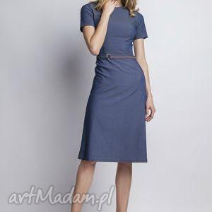 hand made sukienki sukienka, suk127 jeans