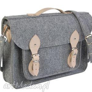 filcowa torba na laptop 15 -personalizowana, grawerowana dedykacja, torba, laptopa