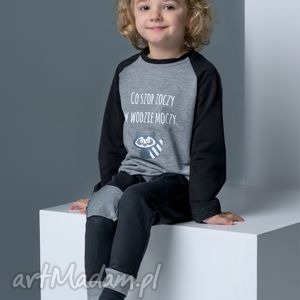 koszulka szop ernest, koszulka, szop, diversodesign, dzieci, ubranka, nadruk dla