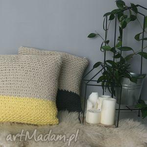 wyjątkowy prezent, poduszki poduszka scandi, poduszka, handmade